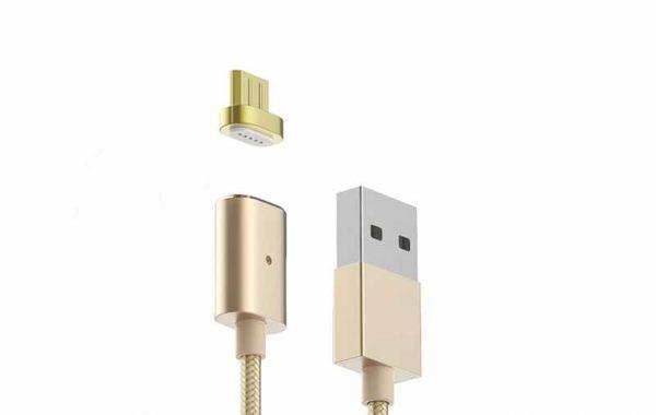 Cable USB Magnético – MicroSD
