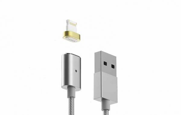 Cable USB Magnético – Lightning