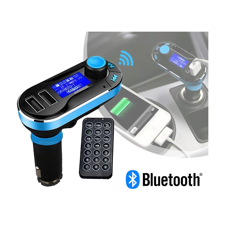 Receptor Bluetooth S-Tec BT66 Inalámbrico Adaptador Para Auto - Azul - STec  Accesorios Smartphones 70730c5e29